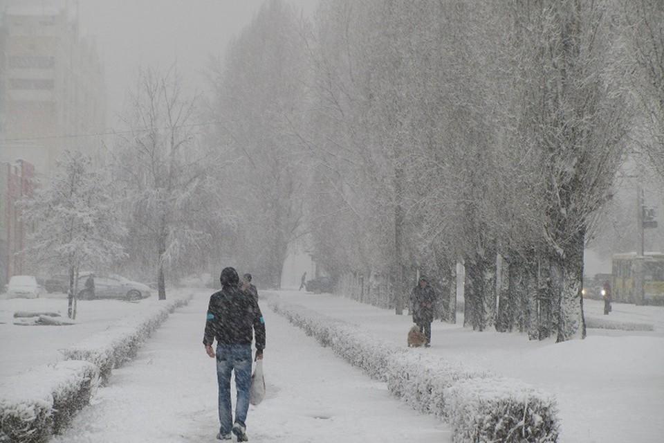 Снегопады в Татарстане не прекратятся.