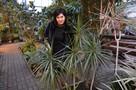 Фоторепортаж: В Донецком ботаническом саду ощущается приближение весны