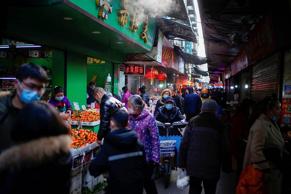 После многомесячных переговоров Китай допустил исследовательскую группу Всемирной организации здравоохранения (ВОЗ) в Ухань, который считается родиной коронавируса.