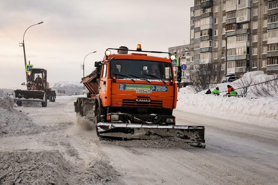 За минувшую неделю от северян поступило 206 обращений, касаемо уборки снега. Фото: правительство МО