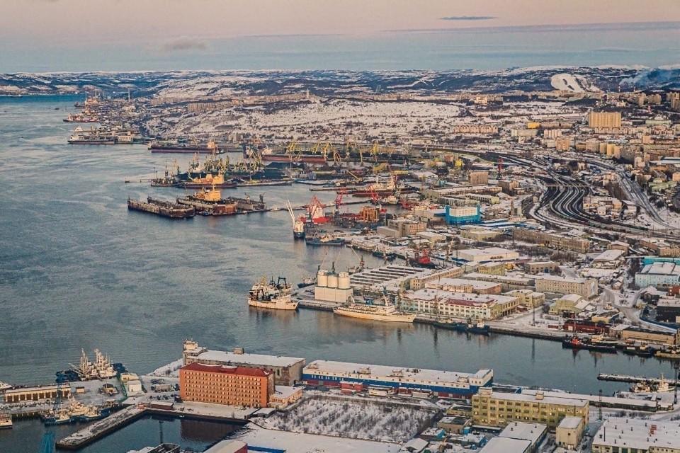 Продолжается активное развитие Арктической зоны. Фото: правительство МО