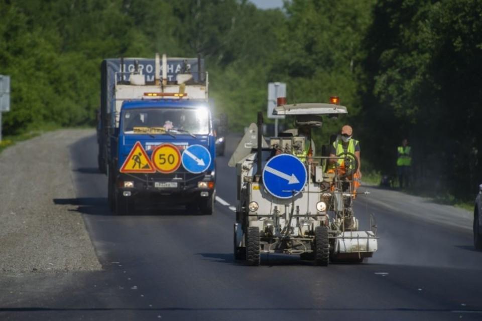 В Слободском отремонтируют 12 участков дорог протяженностью шесть километров.
