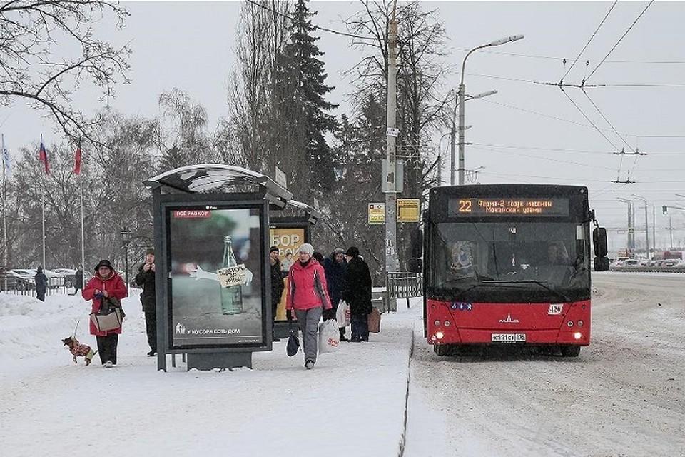 Такие панели должны появиться на 200 остановочных навесах на территории всех районов Казани. Фото: kzn.ru