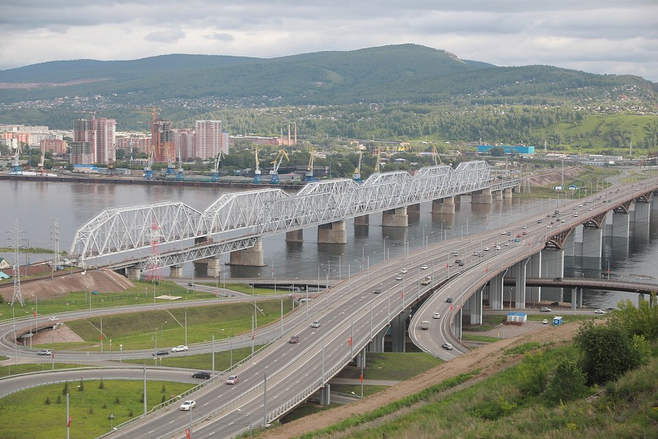 Стало известно, во сколько обойдется корректировка плана строительства новой развязки в Красноярске
