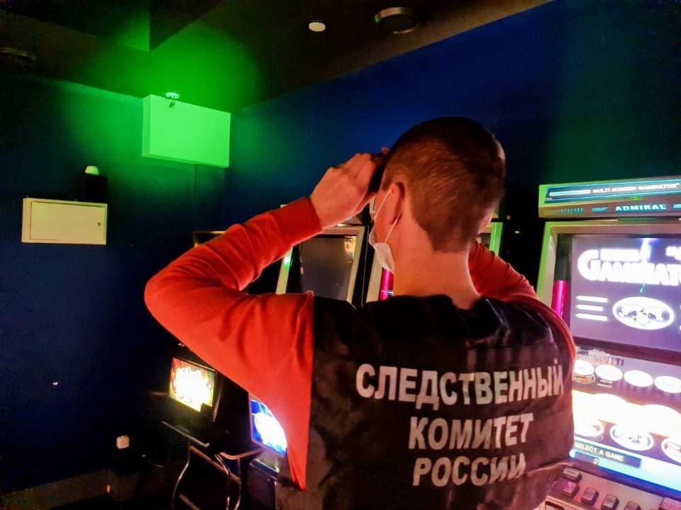 Крупное казино на Красногвардейской накрыли в Иркутске.