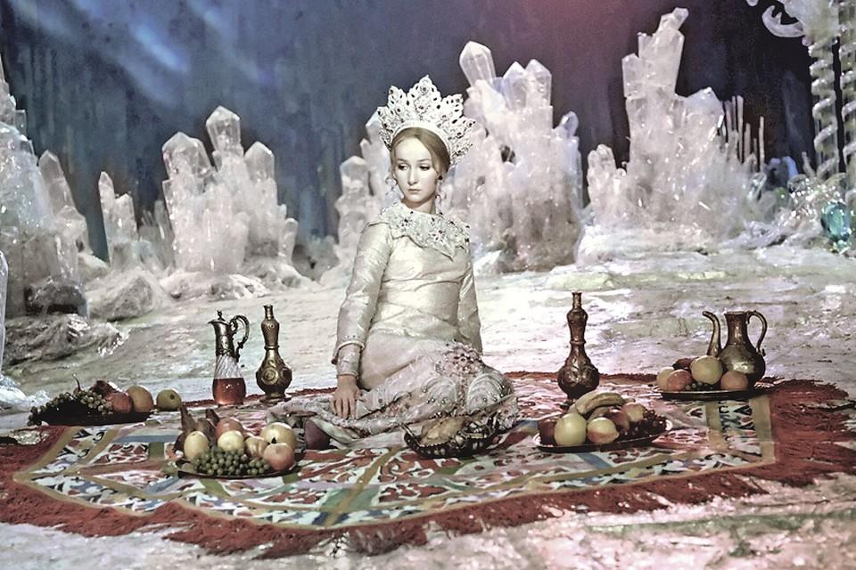 Сказочная красавица Наталья Петрова. Фото: Кадр из фильма