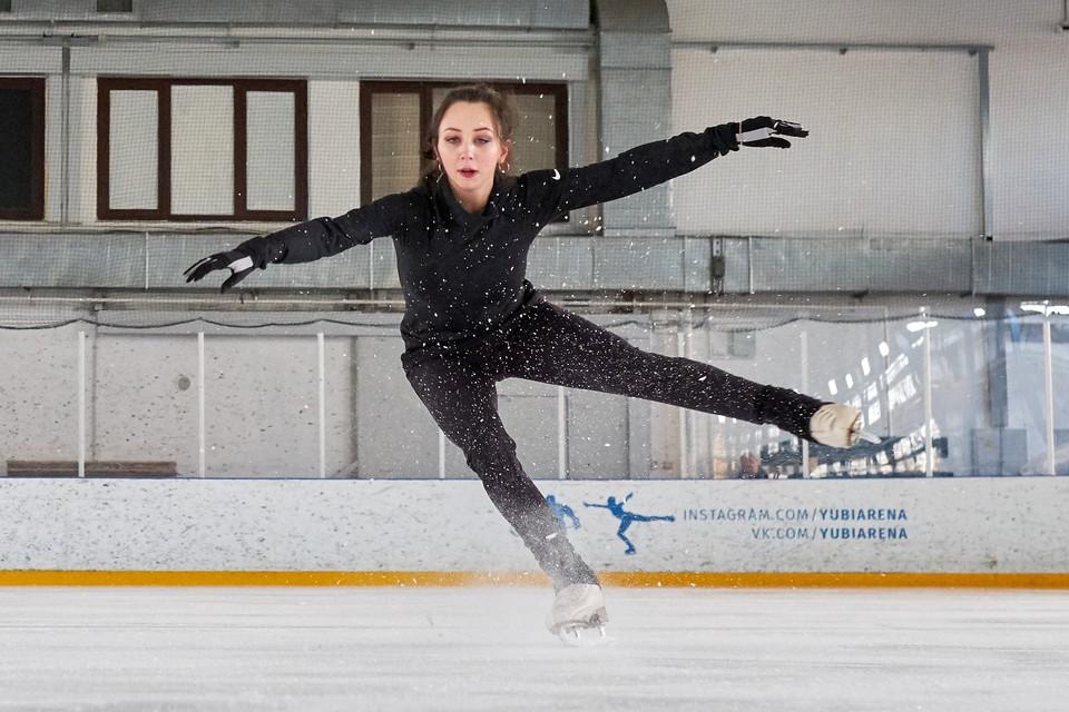 Елизавета Туктамышева мечтает попасть на Олимпиаду и не хочет заводить романов.