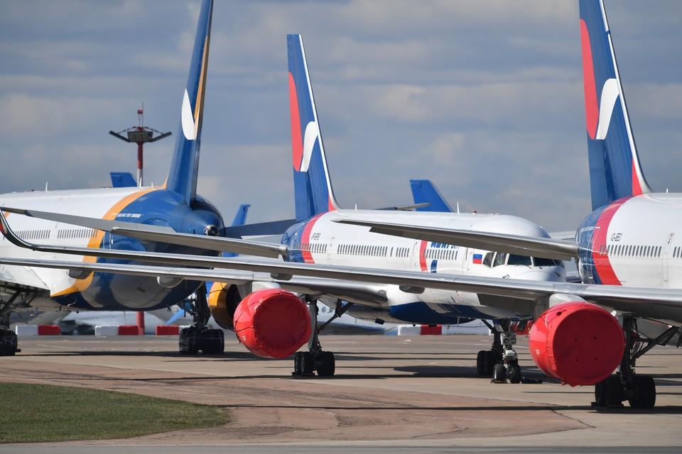 Минтранс выступил за введение биометрии в аэропортах.
