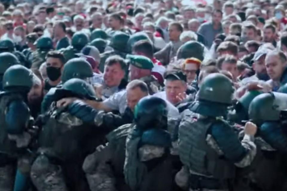 """Трейлер белорусского фильма """"Кураж"""" опубликован на YouTube-канале Берлинале. Фото: скриншот видео"""