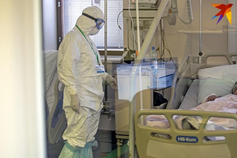 Всех желающих медиков Беларуси вакцинировали российским препаратом «Спутник V».