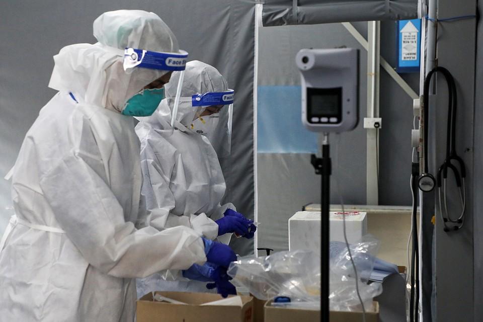 Новый коронавирус при помощи озона можно уничтожить в помещении за несколько минут