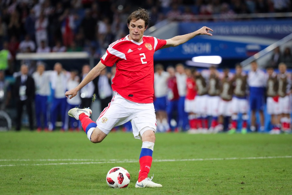 Марио Фернандес играет за ЦСКА уже почти 10 лет.