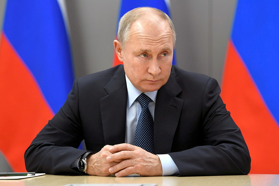 Владимир Путин выразил соболезнования родным Андрея Мягкова.