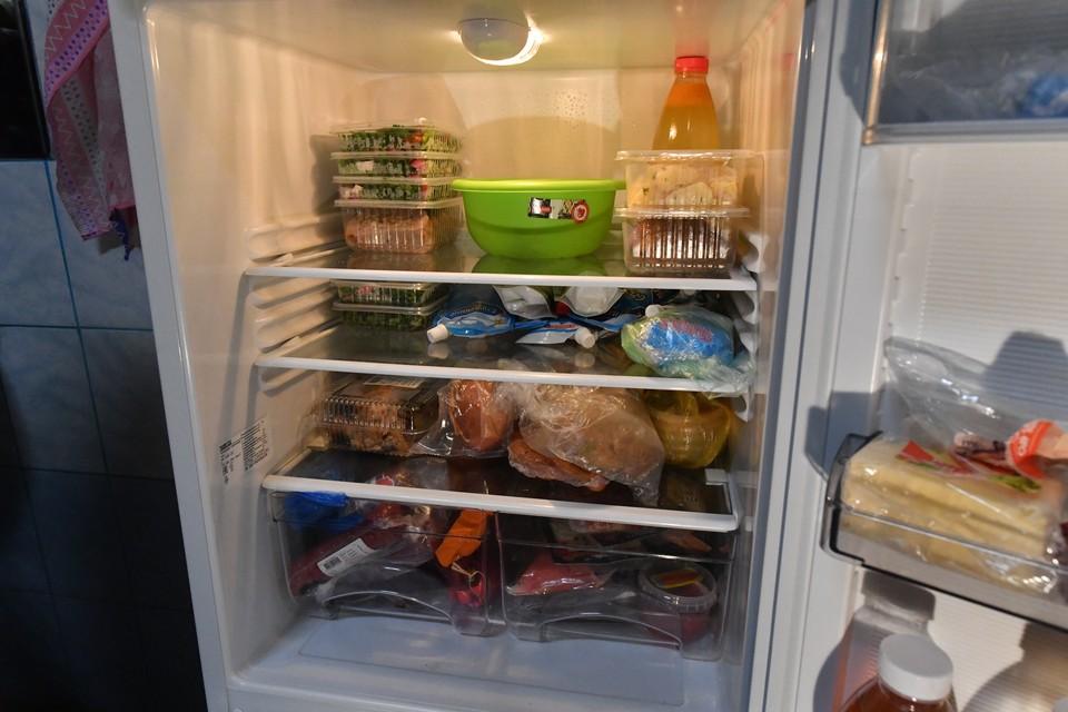 Украденный холодильник стоил 7 тыс. рублей.