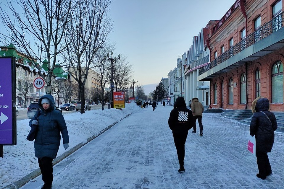 Обстановка в Хабаровском крае на 19 февраля: пожары, погода
