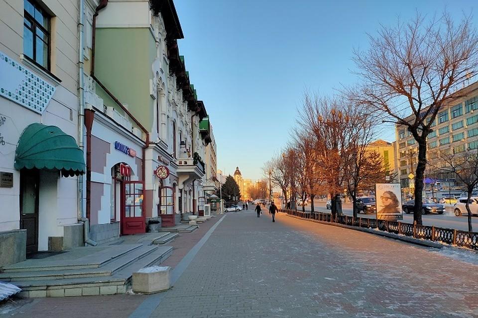Горячую воду отключили на улице Пограничный квартал в Хабаровске