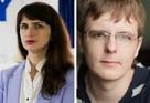 «Катя, мы здесь!»: в Минске начался суд над журналисткой Tut.by Катериной Борисевич и врачом БСМП Артемом Сорокиным