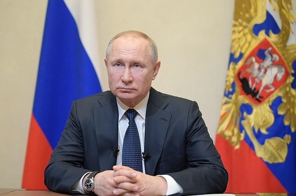 Владимир Путин присвоил генеральские звания 26 силовикам