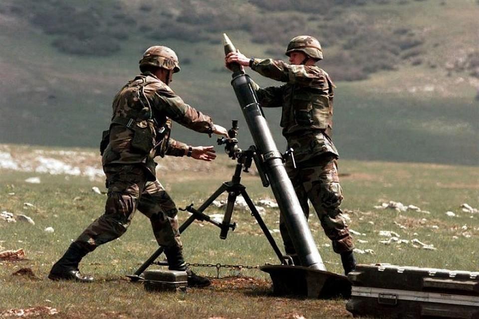ВСУ обстреляли поселки под Горловкой. Фото: штаб ООС
