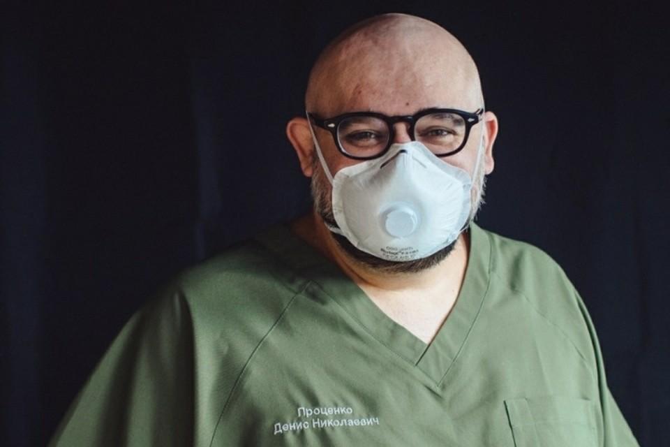 Главврач больницы в Коммунарке