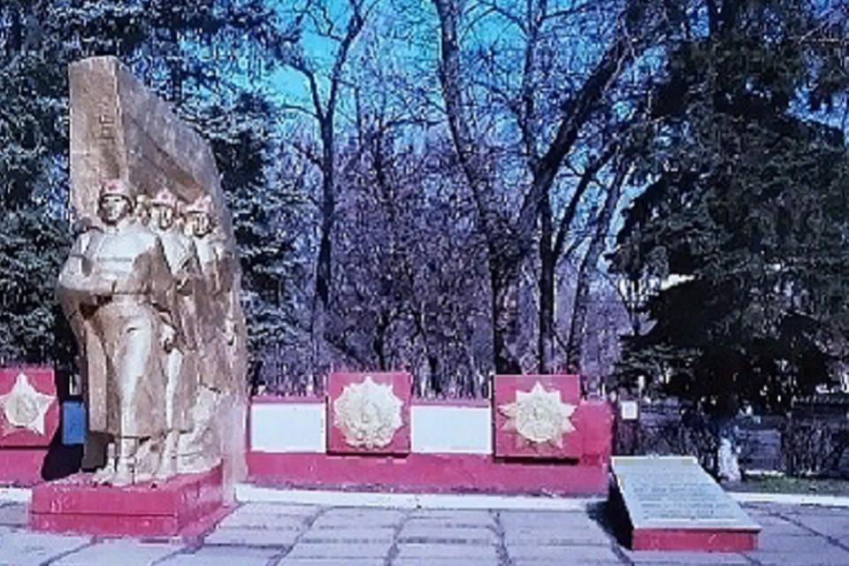 Новый памятник появится в сквере Победы, расположенном в Жовтневом районе столицы Республики. Фото: oplnr.ru