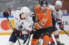 И сухари на лед бросали: хабаровский «Амур» провел первую в сезоне «сухую» игру обыграв «Нефтехимик» со счетом 3:0