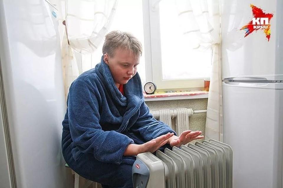 Сегодня в Корткеросе порядка двух тысяч человек остались без отопления.