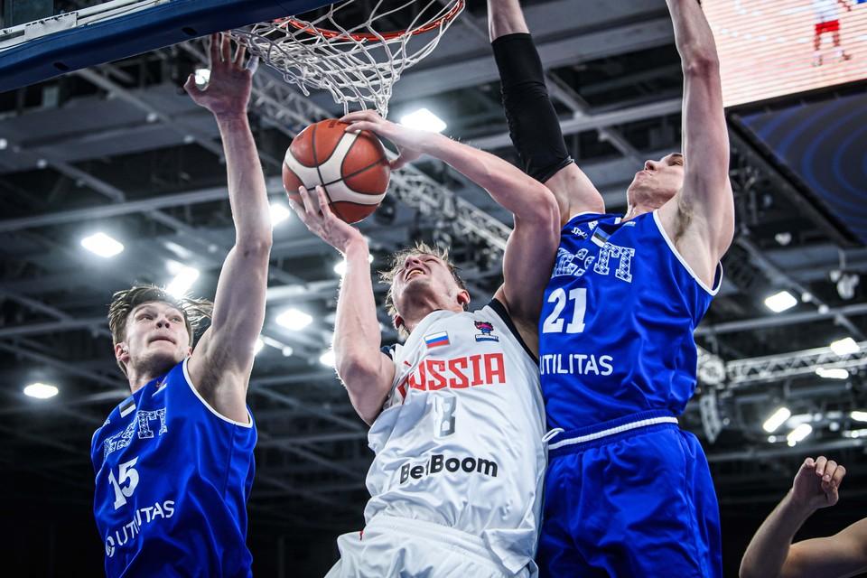 Наша сборная отправляется на Евробаскет-2022. Фото: FIBA