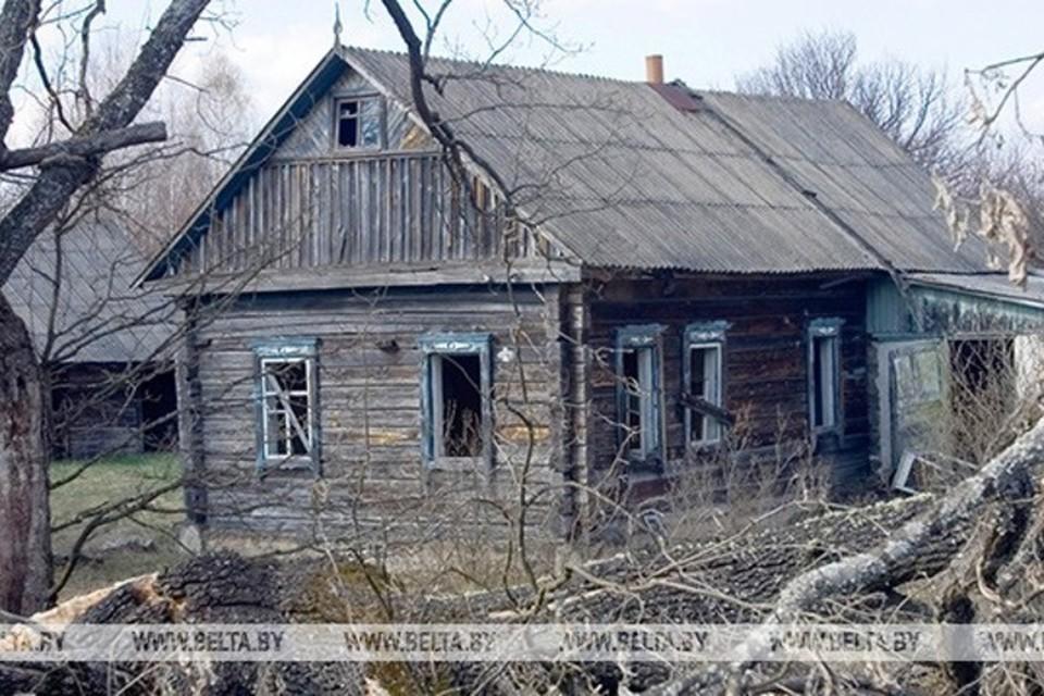 Подготовлен проект указа, который разрешает продажу пустующих домов в сельской местности за 29 рублей. Фото: БелТА