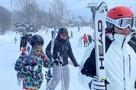 """Сахалинский """"Горный воздух"""" посетило 5 800 человек за сутки"""