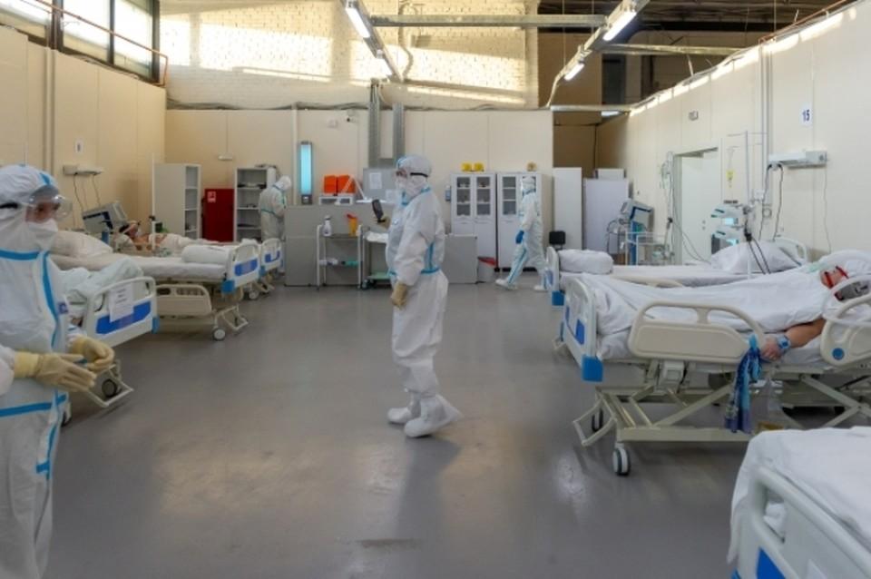 У 68 жителей Кузбасса на утро 23 февраля подтсвердился коронавирус