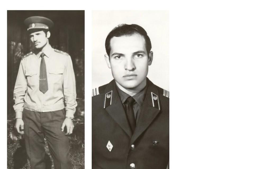 "В «Пуле Первого» опубликовали армейское фото Лукашенко. Фото: телеграм-канал ""Пул Первого"""