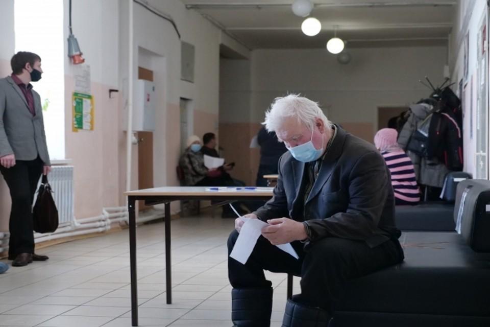 В Мурманской области привито от коронавирусной инфекции более 18 900 человек.