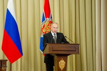 Путин: В 2020-м предотвращено 72 преступления террористической направленности - на четверть больше, чем годом ранее