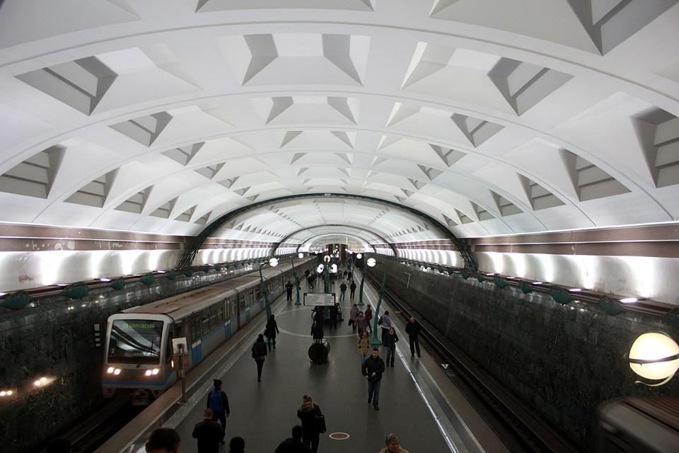 Станция метро «Славянский бульвар» открыта для входа и выхода пассажиров