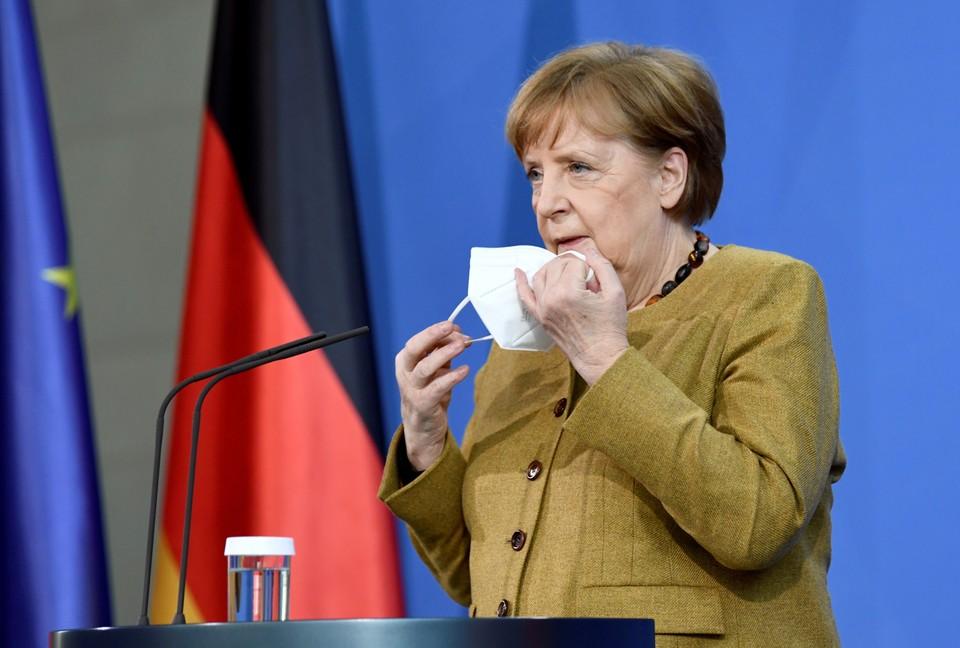В Германии заявили о третьей волне пандемии