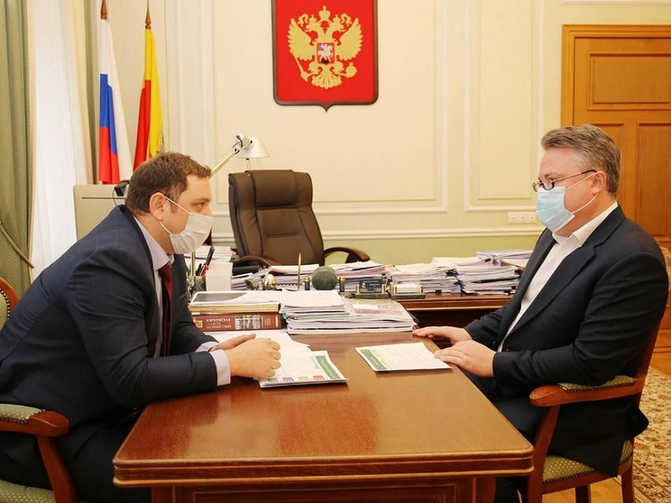 Воронежская мэрия на торгах сэкономила более миллиарда рублей