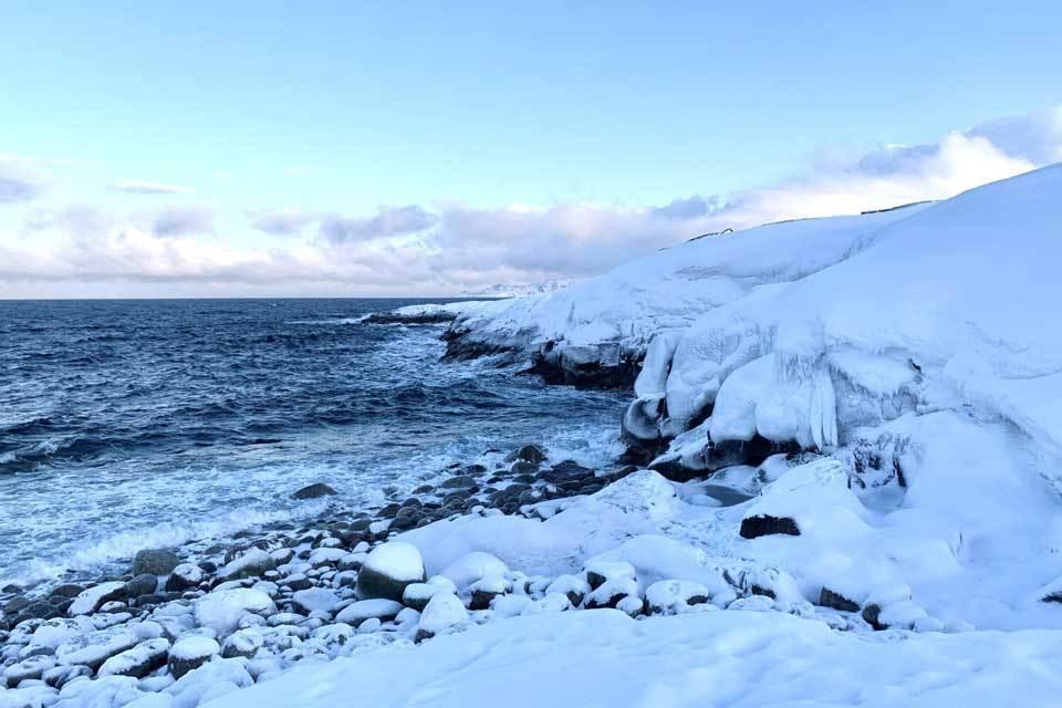 Териберка — «русская Норвегия»: Холодно, красиво и очень дорого