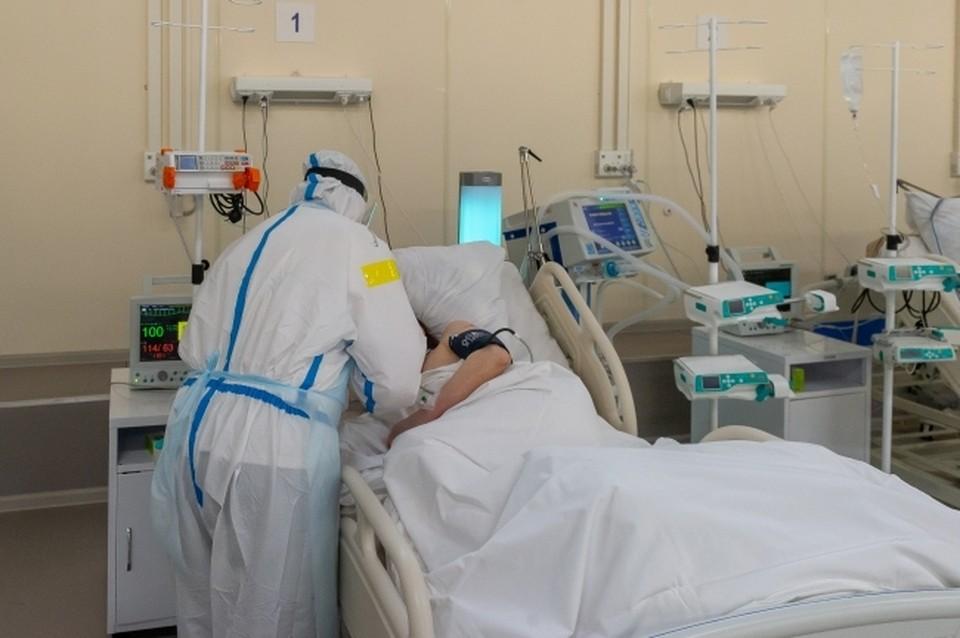 Коронавирус в Волгоградской области, последние новости на 26 февраля: снова 7 смертей за сутки