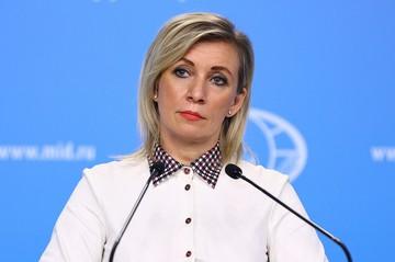 """Мария Захарова: Запад отмахивается от конкретных вопросов по """"делу Навального"""""""