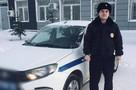 В Башкирии полицейский спас женщину, потерявшую сознание в пожаре