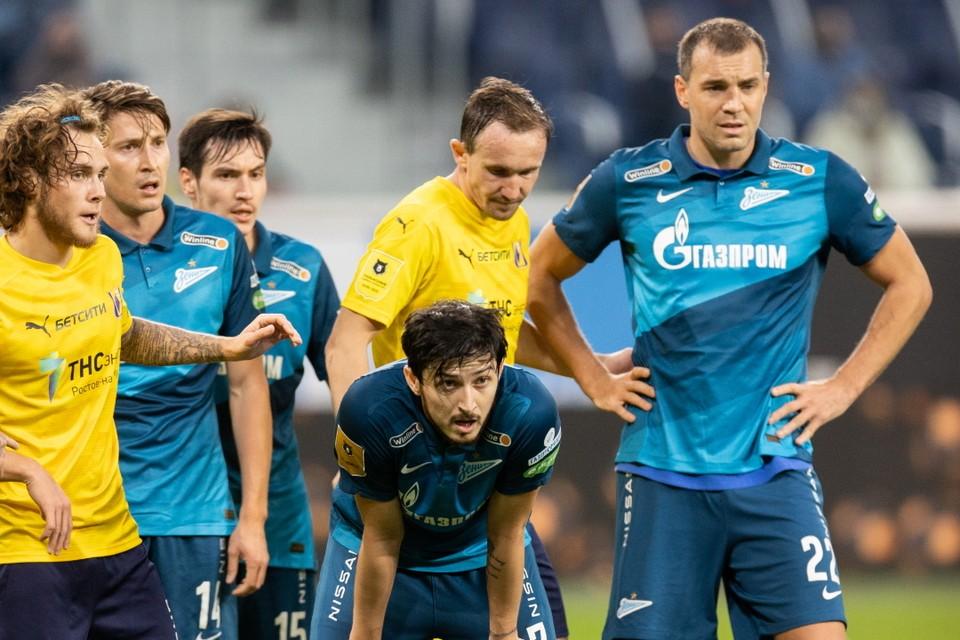 Что произошло после матча «Зенит» - «Ростов»