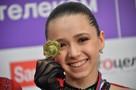 «Мне обидно, когда нас называют ВУХ»: Валиевой не нравится, как фанаты называют ее победное трио с Усачевой и Хромых