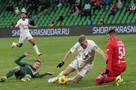 «Урал» упустил победу в выездном матче против «Краснодара»