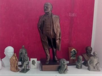 Под Кишиневом открывается Ленинская комната: Одним из экспонатов станет недавно обнаруженный в молдавских архивах редкий документ – Открытое письмо Солженицыну