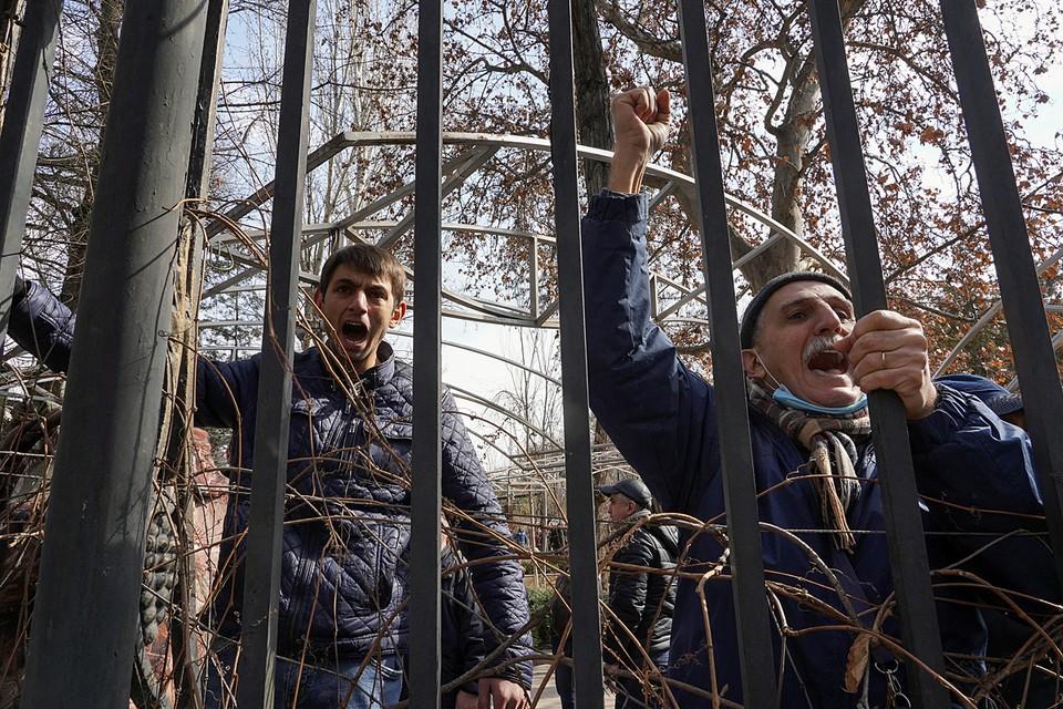 В Ереване 1 марта пройдут две акции