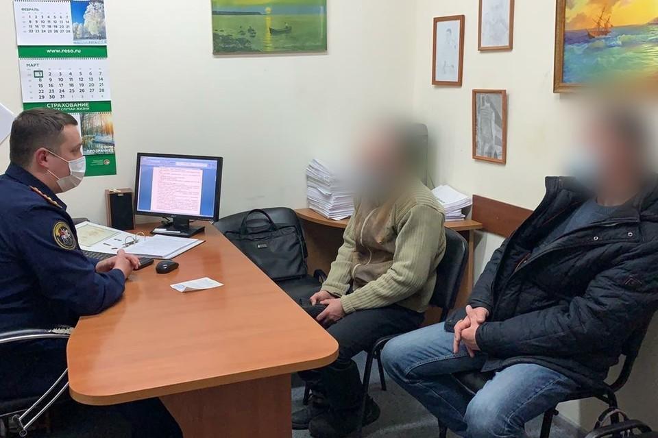 Задержан подозреваемый в убийстве ребенка в Вольске