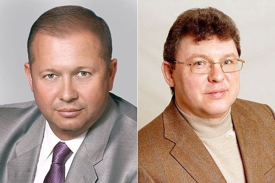 Алексея Зверева и Евгения Щура задержали еще в декабре 2016-го и только сейчас уголовное дело передали в прокуратуру. Фото гордумы Волгограда.