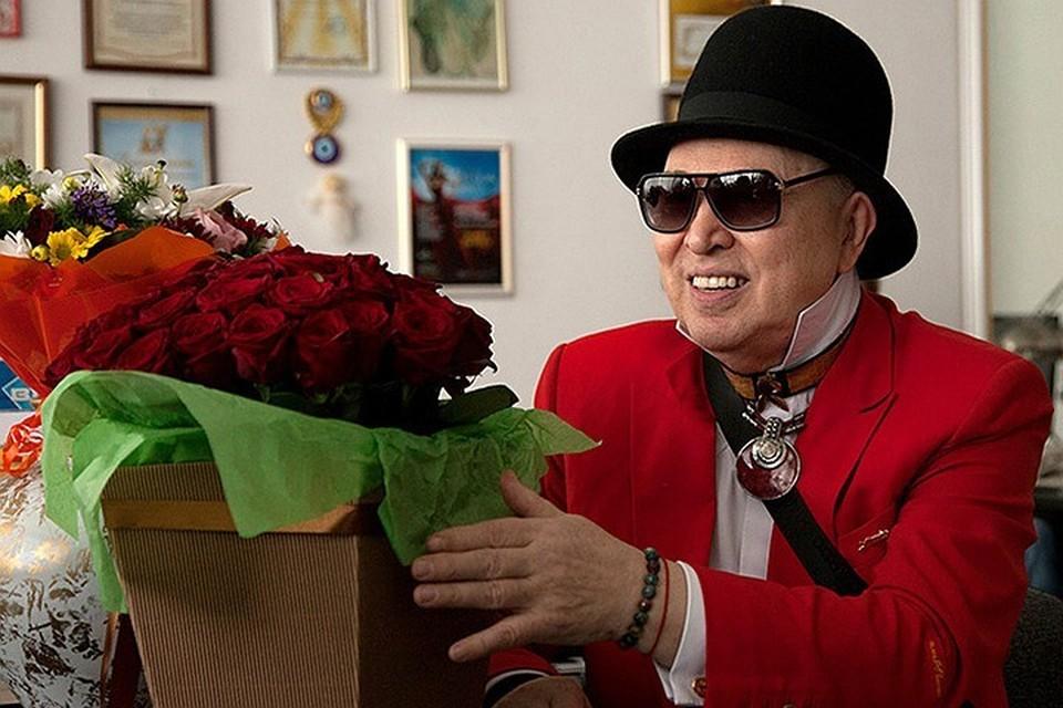 Маэстро Вячеслава Зайцева поздравили с 83-летием. Фото: Любовь Рубцова
