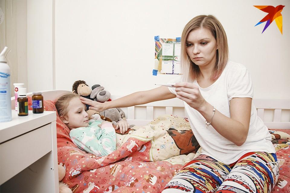 Дети переносят коронавирусную инфекцию как обычную ОРВИ